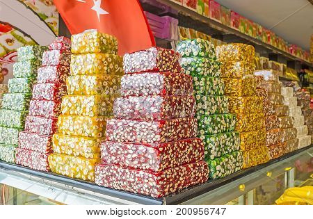To Choose The Turkish Delight