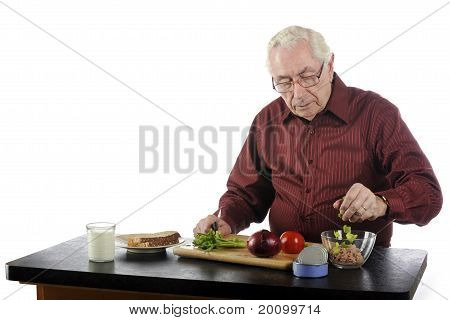 Gesund und sparsam