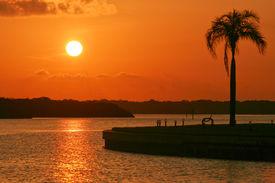 Boca Ciega Bay Sunrise