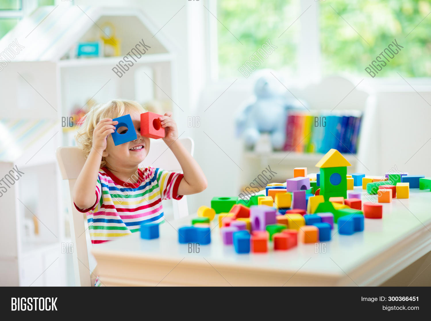 Strange Kids Toys Child Image Photo Free Trial Bigstock Beutiful Home Inspiration Ommitmahrainfo