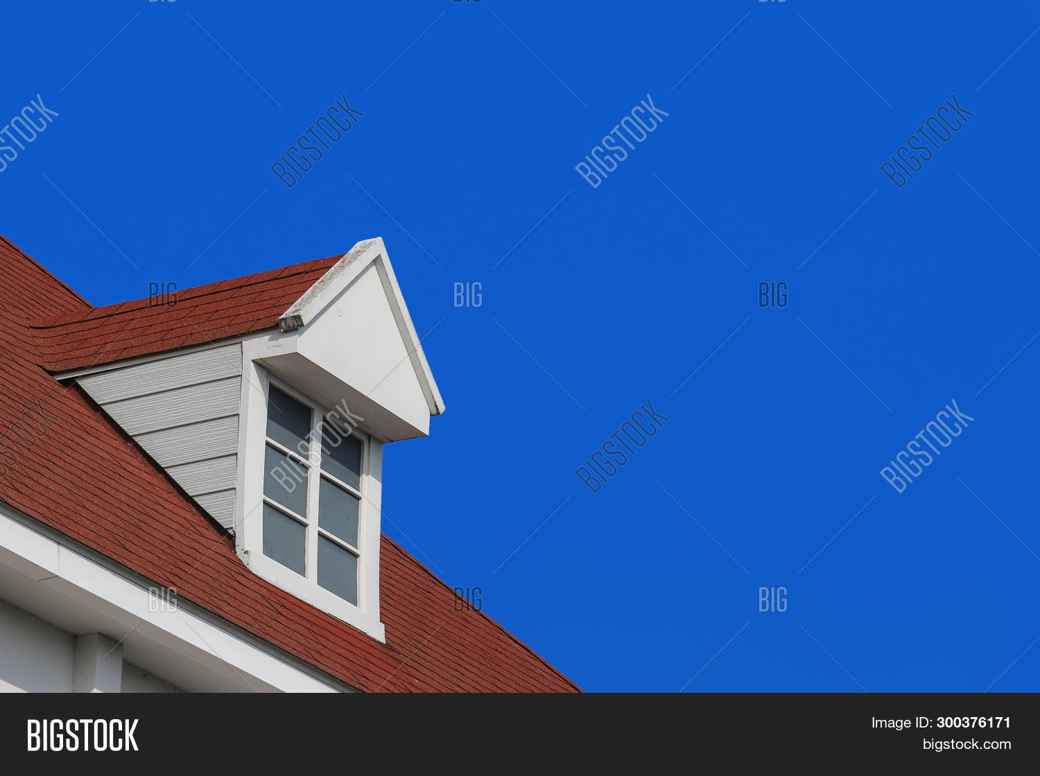 Modern Gable Roof Image Photo Free Trial Bigstock