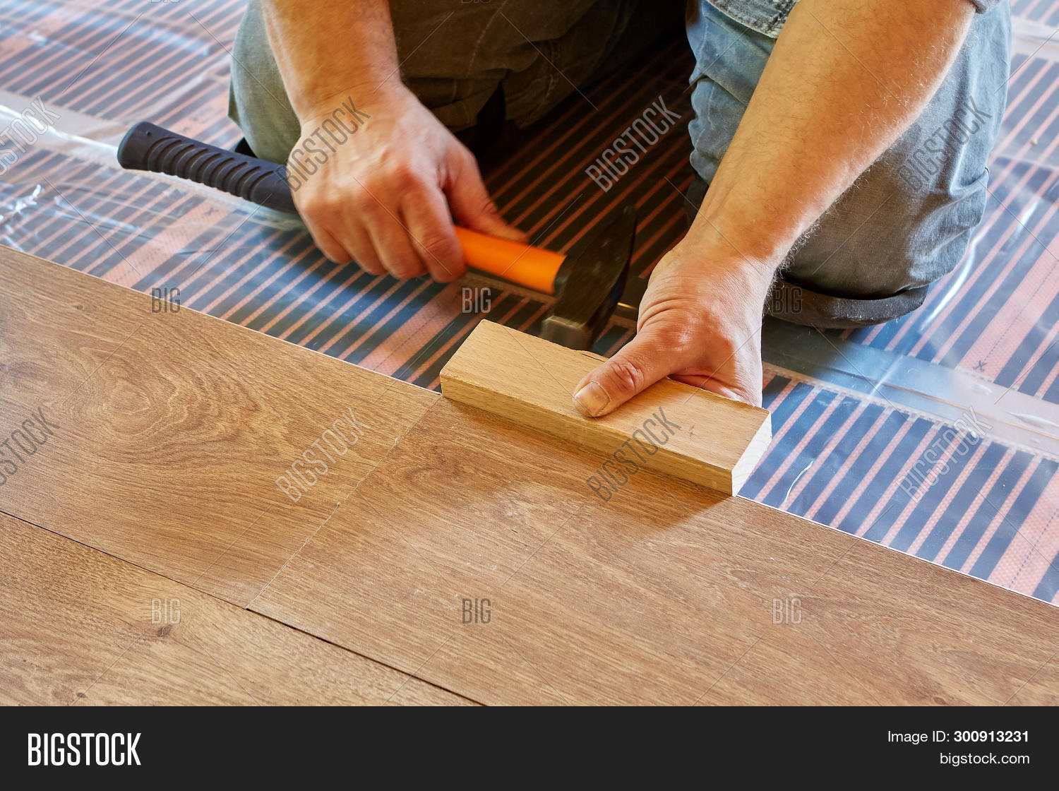 Laminate Flooring Image Photo Free Trial Stock