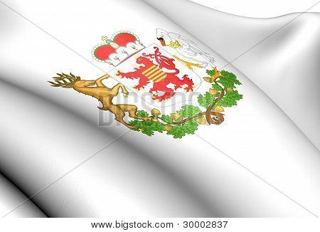 Limburg Coat Of Arms, Belgium.