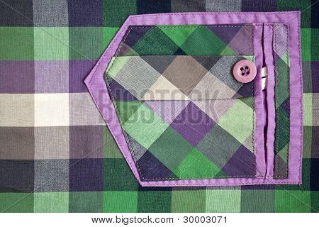 pocket texture