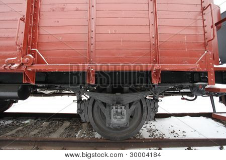 old boxcar