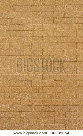 wall sand.