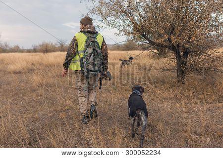 Hunters German Image Photo Free Trial Stock