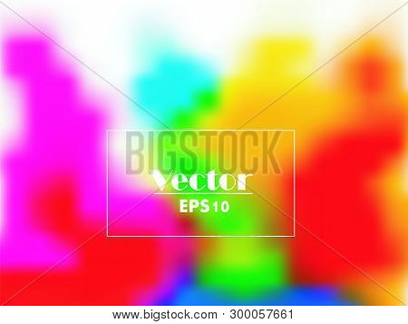 Fluid Colorful Liquid Gradients. Modern Abstract Gradient Shapes Composition. Minimal Vector Cover D