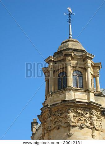 Oxford Turret