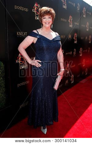PASADENA - May 5: Patricia Bethune at the 46th Daytime Emmy Awards Gala at the Pasadena Civic Center on May 5, 2019 in Pasadena, California