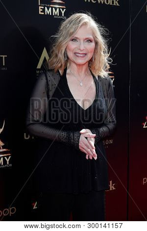 PASADENA - May 5: Roslyn Kind at the 46th Daytime Emmy Awards Gala at the Pasadena Civic Center on May 5, 2019 in Pasadena, California