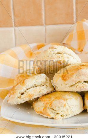 Biscuits (scones)