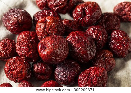 Organic Dried Red Jujube Fruit