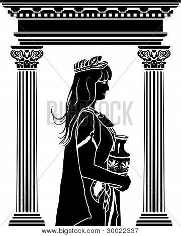 Romane woman