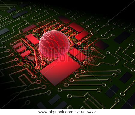 The virus code II