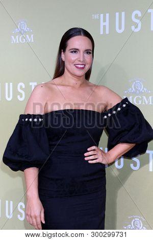 LOS ANGELES - MAY 8:  Ingrid Oliver at