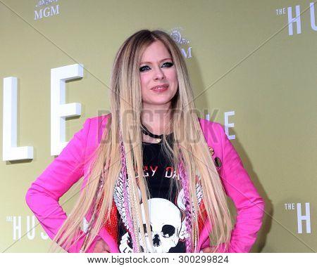 LOS ANGELES - MAY 8:  Avril Lavigne at