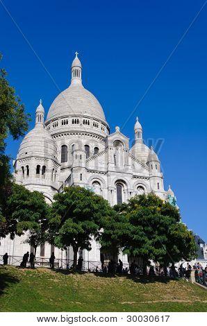 Basilique Sacré Coeur Montmartre, Paris
