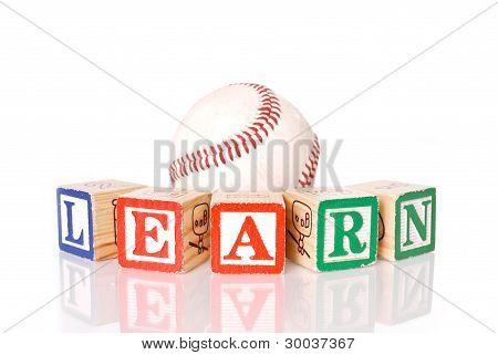 Learning To Play Baseball