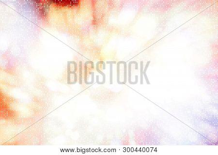 Pixel Abstract Mosaic Gradient Design Background.