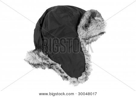 Winter Hat With Fur