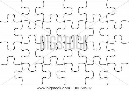 Puzzle Background 6x4