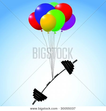 Balloons And Weights