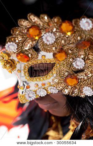 Lovely Carnival Mask