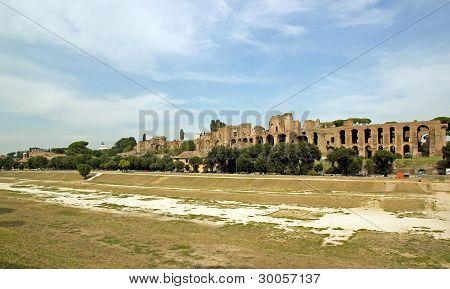 Roman Circus and Palatine Hill