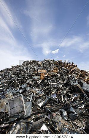 Metal Garbage