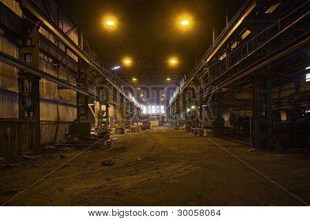 Industry Interior