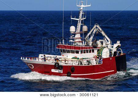 Trawler 1A