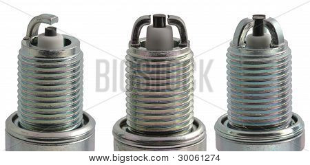 Different Types Of Spark Plugs In Profile