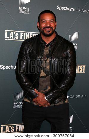 LOS ANGELES - MAY 10:  Lazaro Alonso at the