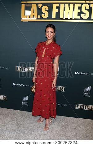 LOS ANGELES - MAY 10:  Jessica Alba at the