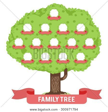 Genealogy Family Tree Son Daughter Father Mother Grandfather Grandmother Parent Photo Picture Frames
