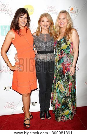LOS ANGELES - May 11: Tasha Dixon, Lisa Bloom, Jill Harth at