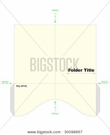 Template to Make a Folder/File