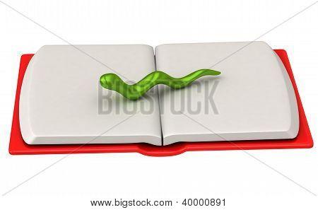 Bookworm 3d