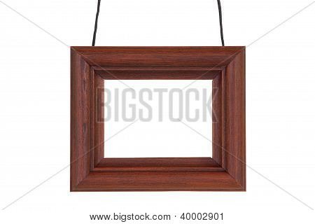 Photographic Frame With Cord