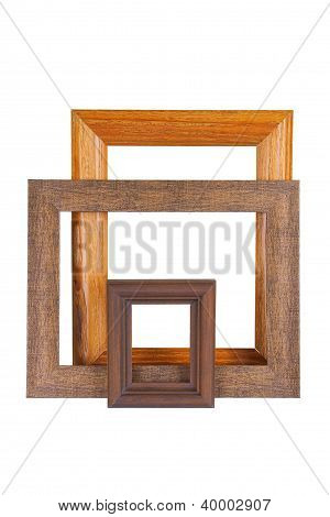 Three Photographic Frames