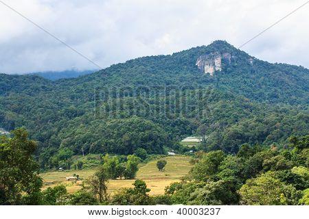 Doi Inthanon, Maeglangluang ,karen Villages