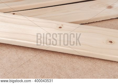 Thin Wood Boards For Furniture Making.