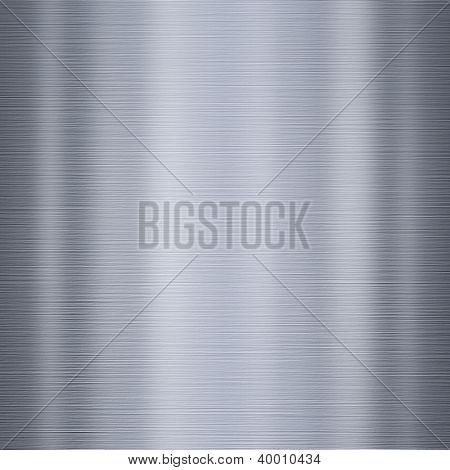 Aluminum metal background or texture