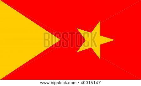 Tigray Flag