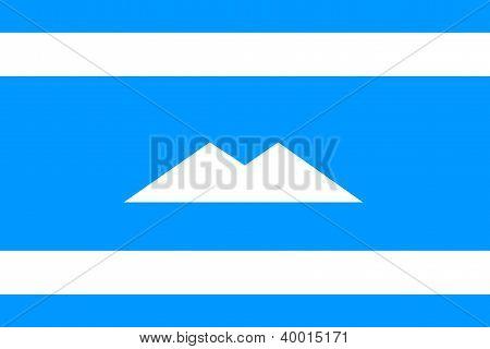 Karachay Balkaria Flag