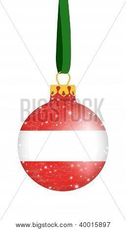Christmas ball - Austria