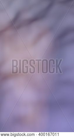 Purple Blue Abstract Background. Colorful Blurred Backdrop. Vertical Orientation. 3d Illustration