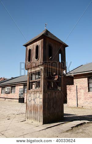 Watch Tower, Auschwitz