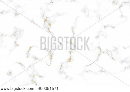Gold Mineral Floor And White Granite Marble Luxury Interior Texture